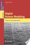 Digital Human Modeling
