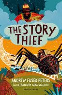 The Story Thief: A Bloomsbury Reader Pdf/ePub eBook
