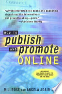 How to Publish and Promote Online Book PDF