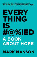 Everything Is BLEEPED: a Book about Hope