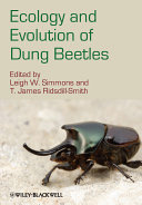 Ecology and Evolution of Dung Beetles