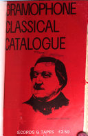 Gramophone Classical Catalogue Book