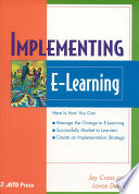 Implementing E learning