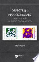 Defects in Nanocrystals