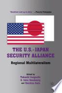 The U S  Japan Security Alliance