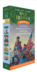 Magic Tree House Volumes 21 24 Boxed Set
