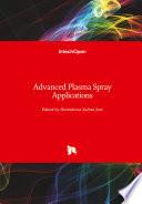 Advanced Plasma Spray Applications