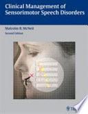 Clinical Management of Sensorimotor Speech Disorders Book PDF