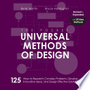 The Pocket Universal Methods of Design  Revised and Expanded Book PDF