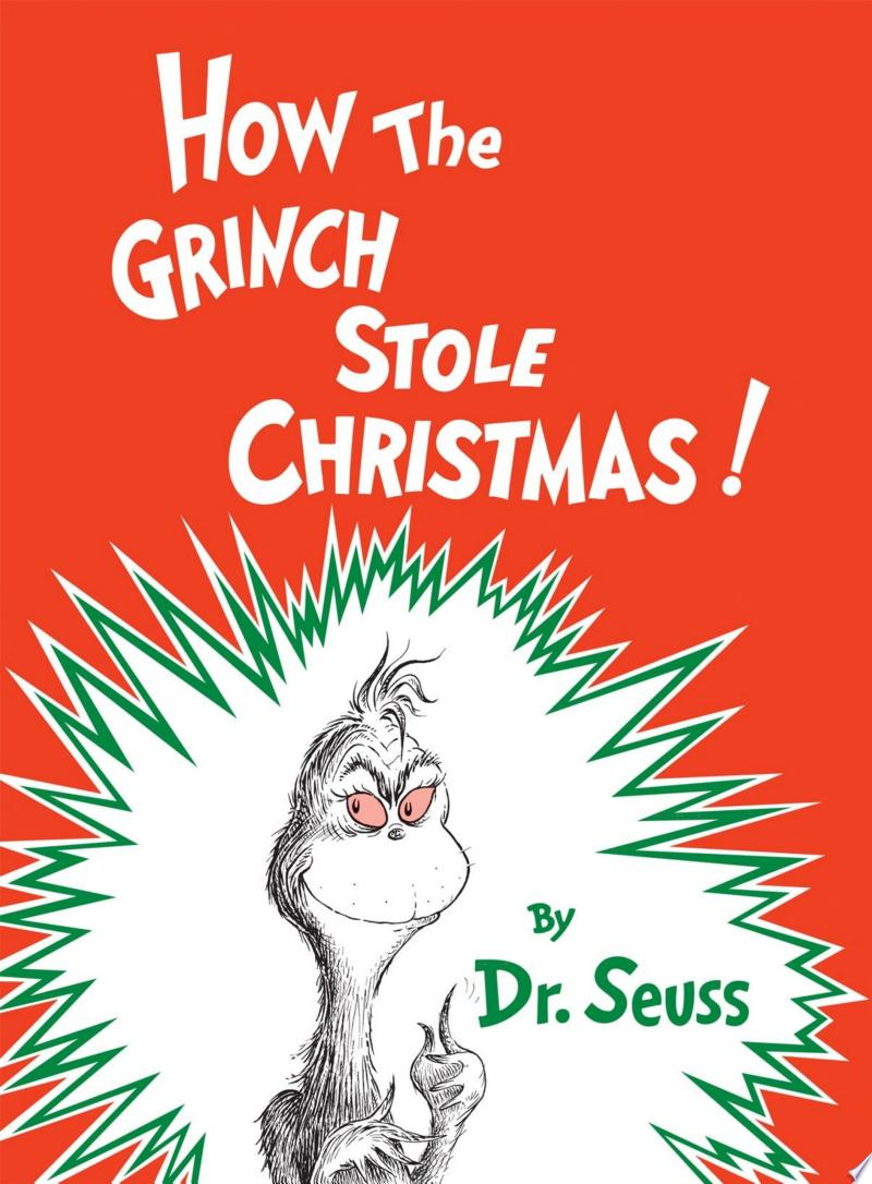 How the Grinch Stole Christmas! Read & Listen Edition image