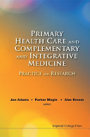Primary Health Care and Complementary and Integrative Medicine Pdf/ePub eBook