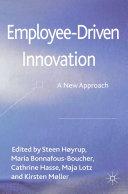 Employee-Driven Innovation Pdf/ePub eBook