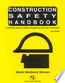 Construction Safety Handbook Book
