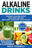 Alkaline Drinks
