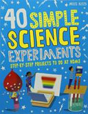 40 Simple Science Experiments Book PDF