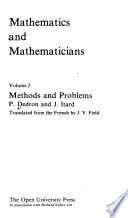Mathematics and Mathematicians