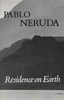 Residence on Earth  Residencia en la Tierra