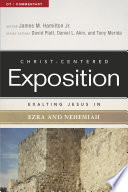 Exalting Jesus In Ezra Nehemiah