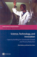 Science  Technology  and Innovation Book