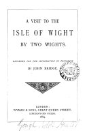 A visit to the Isle of Wight by two wights
