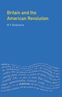 Britain and the American Revolution Pdf/ePub eBook