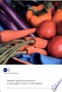 Smarter food procurement in the public sector Book