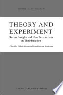 Theory and Experiment