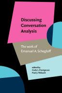 Discussing Conversation Analysis