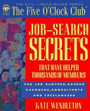 Pdf Job-search Secrets that Have Helped Thousands of Members