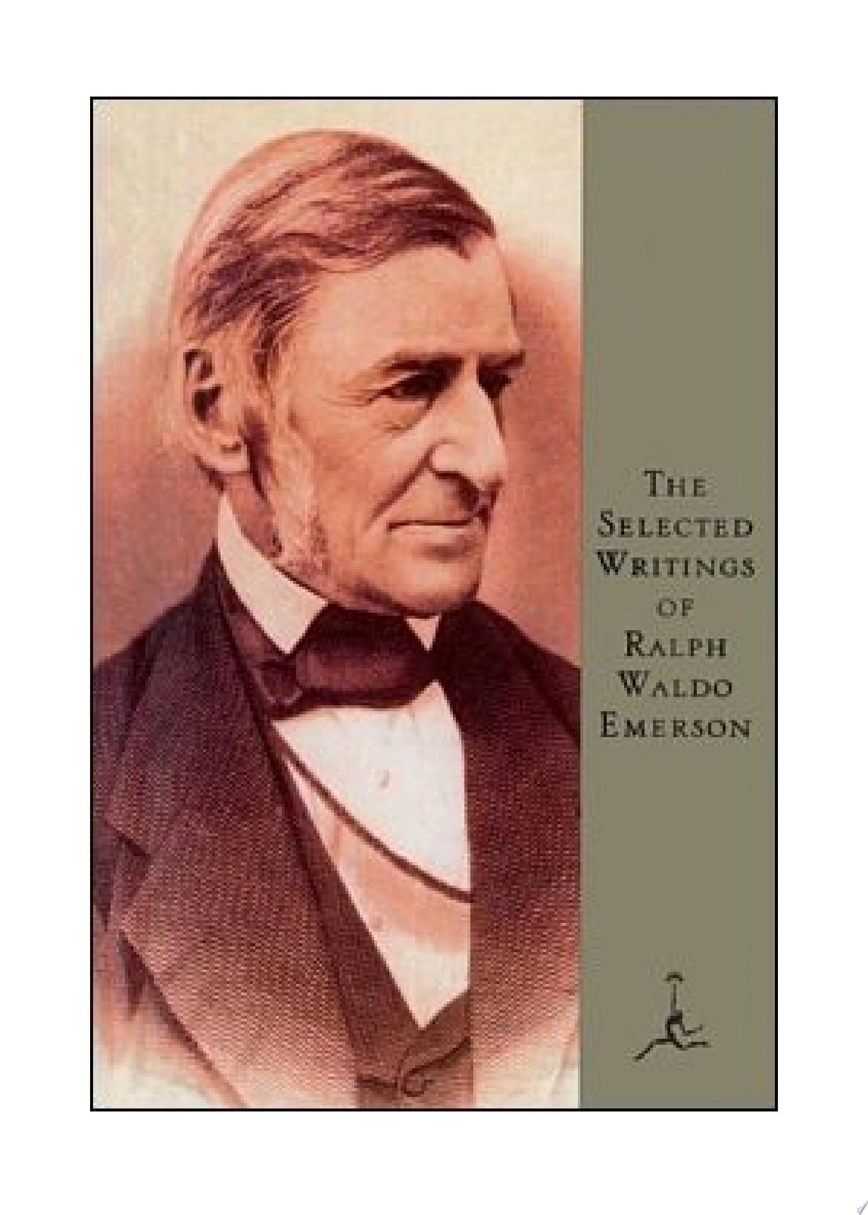 Selected Writings of Ralph Waldo Emerson