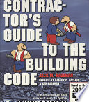 Contractor s Guide to the Building Code Book