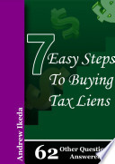 7 Easy Steps To Buying Tax Liens