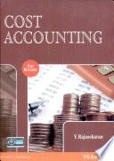Cost Accounting: for B. Com course of Uttar Pradesh Universities