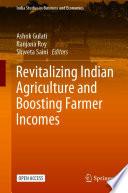 Öffnen Sie das Medium Revitalizing Indian agriculture and boosting farmer incomes von Gulati, Ashok [Herausgeber] im Bibliothekskatalog