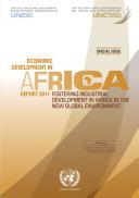 Economic Development in Africa Report 2011