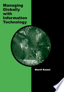 Managing Globally with Information Technology Book