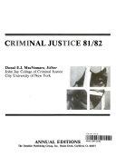 Criminal Justice 81 82