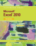 Microsoft Excel 2010: Illustrated Introductory