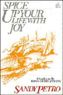 Spice Up Uour Life with Joy