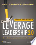 A Principal Manager S Guide To Leverage Leadership 2 0 Book PDF