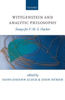 Wittgenstein and Analytic Philosophy