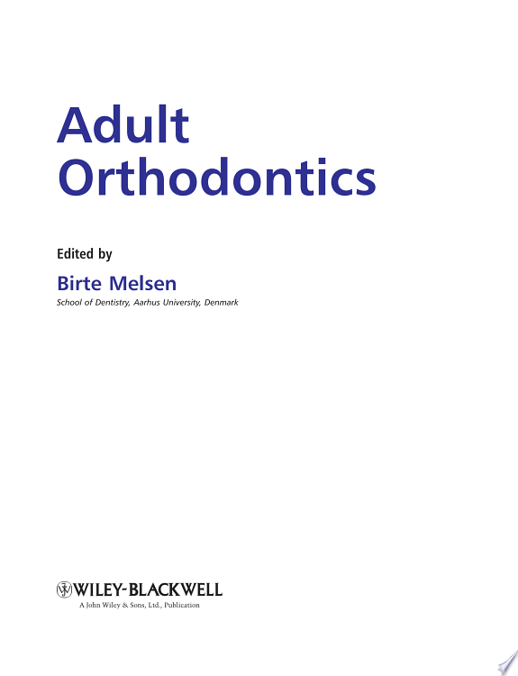 Adult Orthodontics