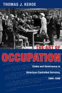 The Art of Occupation Pdf/ePub eBook