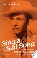 Sing a Sad Song
