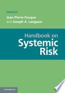 Handbook on Systemic Risk