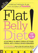 """Flat Belly Diet!"" by Liz Vaccariello, Cynthia Sass, David L. Katz"