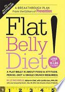 """Flat Belly Diet!"" by Liz Vaccariello, Cynthia Sass, David L. Katz"