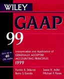 Wiley GAAP 99