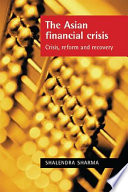 The Asian Financial Crisis New International Financial Architecture