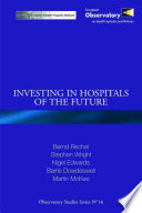 Investing In Hospitals Of The Future